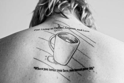 caffeine dreams and love