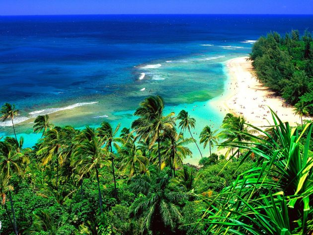 Kee-Beach-Kauai-Hawaii