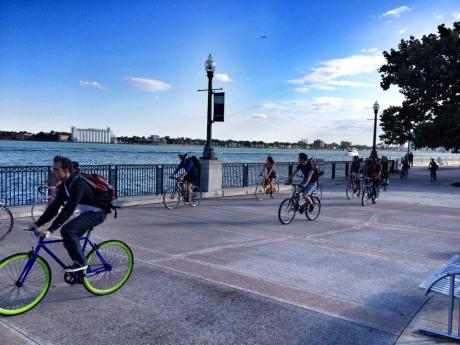 Bikes and Yoga 5